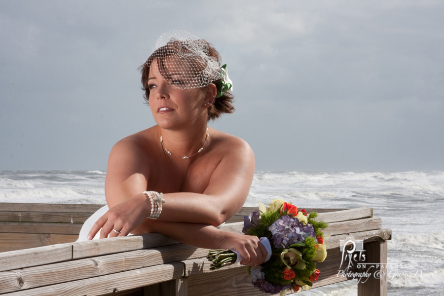 Beach Wedding Outer Banks Knc