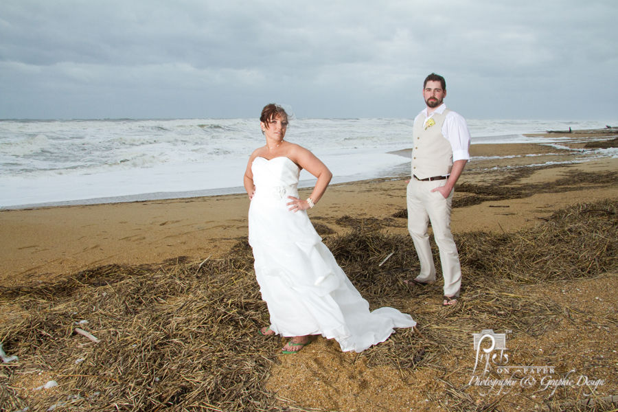 NC OBX beach destination wedding photographers photo