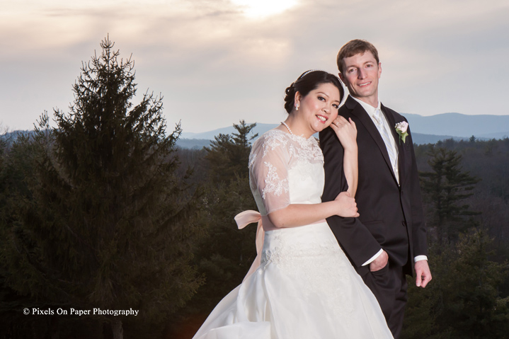 NC Mountain Destination Wedding Photography Photo