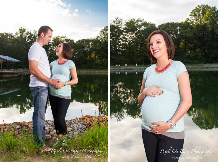 Mathis Maternity Photography, Family portrait photography by Wilkesboro NC Photographers Pixels On Paper photo