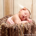 Baby Maddie Newborn Photography by Pixels On Paper Wilkesboro NC Photographer photo