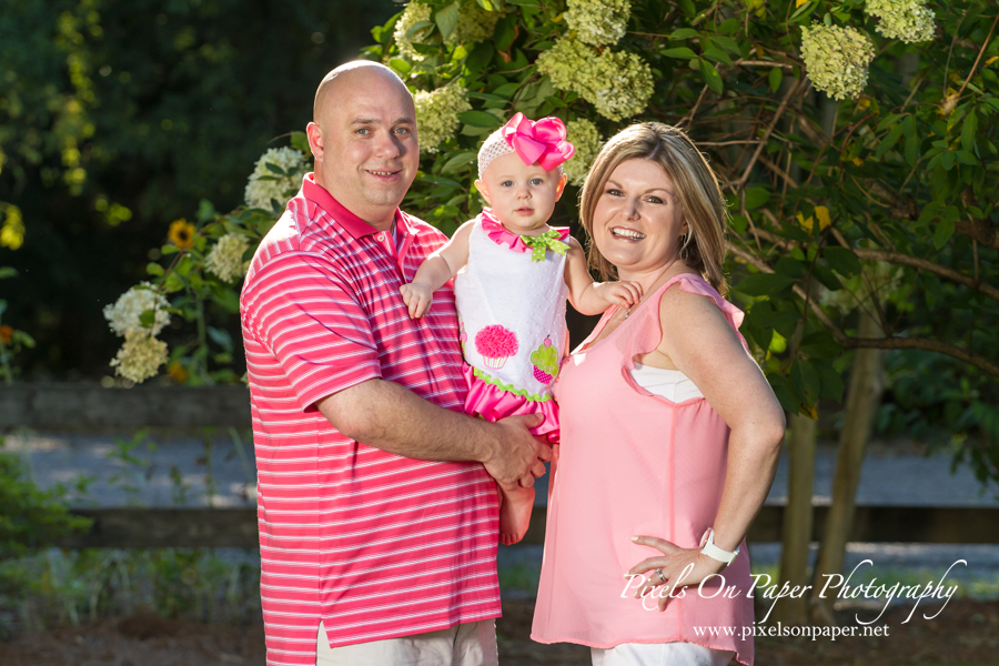 pixels on paper wilkesboro nc outdoor family portrait photography photo