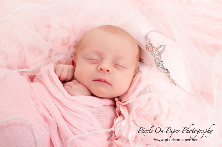 Pixels on Paper newborn photo of Berklee Arnold photo
