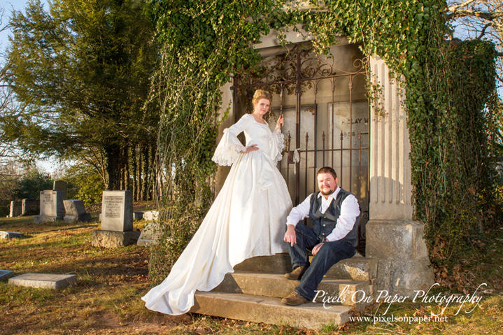 Shumate Wedding Anniversary Bride and Groom photo