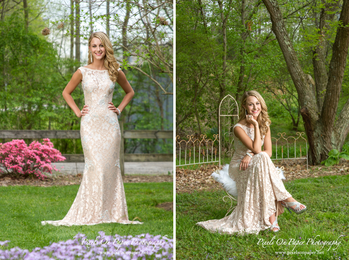 Souther Prom portrait photography by Wilkesboro NC portrait Photographers Pixels On Paper photo