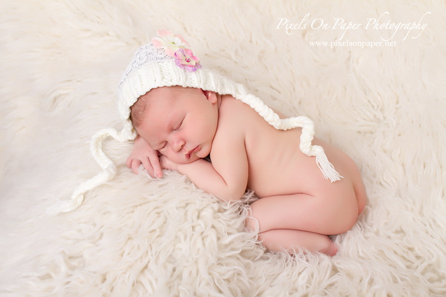 Burton Family Newborn Portrait Photography photo