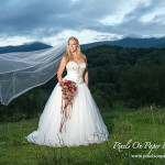 Clawson Wedding, Meghann Roberts Bridal Portrait Photo