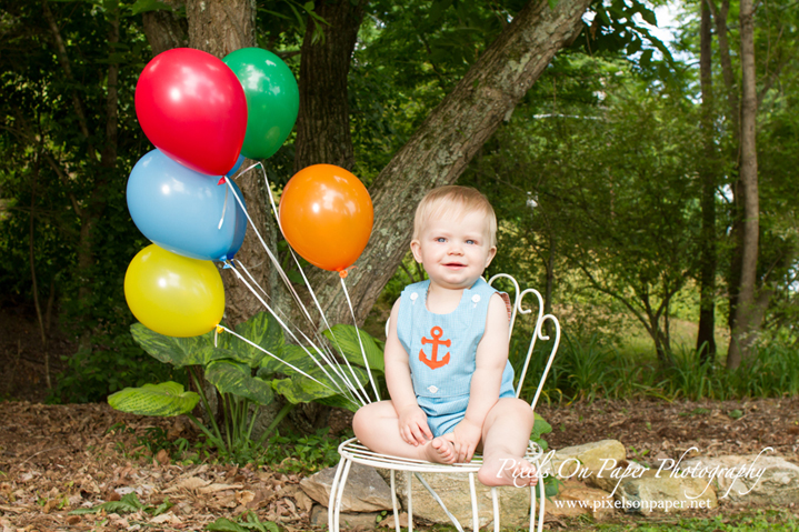 Holden's one year baby photography, pixels on paper studio family portrait photography photo