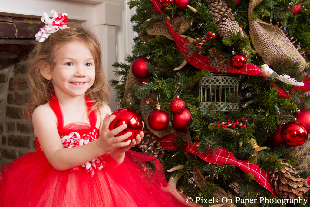 Pixels on Paper Holiday Portrait sessions photos