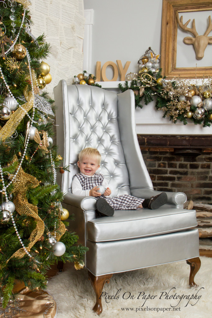 Pixels on Paper Christmas Portraits 2015 photo