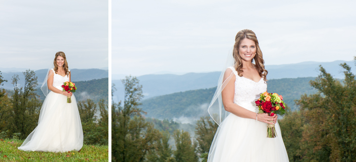 Pixels On Paper NC Wedding Photographers High Country Weddings Blue Ridge Mountain Club Blowing Rock NC outdoor wedding photo