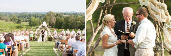 Outdoor country rustic barn wedding williams farm wilkesboro mountains wedding photographers photo