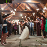 Katie Muskal and Josh Minor Blue Ridge Mountain Club Blowing Rock NC outdoor wedding photo