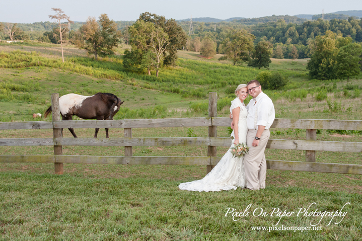 Parsons/Pegg wedding photography by Wilkesboro NC Photographers Pixels On Paper photo