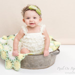 Sarah Holey 6 month baby Photography by Pixels On Paper Portrait Photography photo