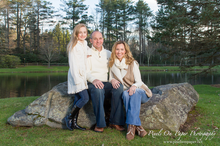 Allen Outdoor Family Portrait Photography photo