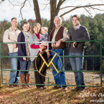 Styers Family Outdoor Portrait Photography photo