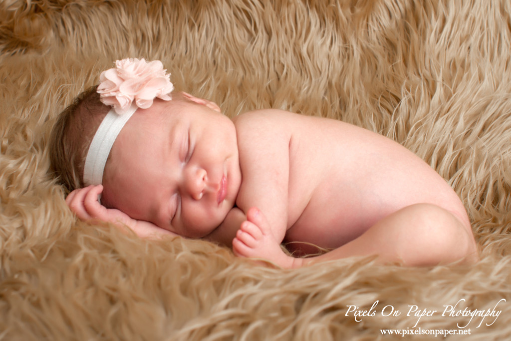 Ivy Myers Newborn Photography by Pixels On Paper Portrait Photography photo