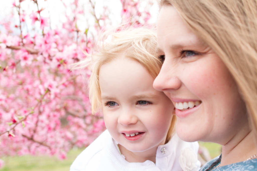 Minick Outdoor Family Portrait Photography