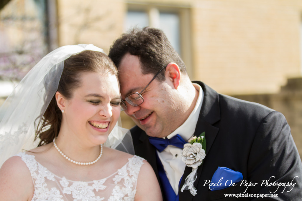 Bishop Boone and Blowing Rock NC wedding photo