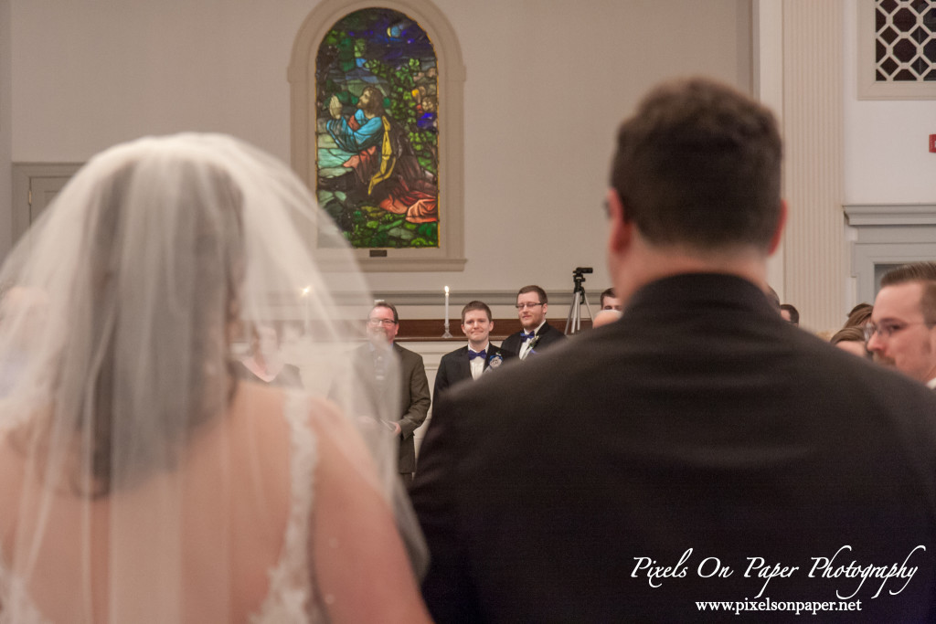 Bishop Boone and Blowing Rock NC wedding