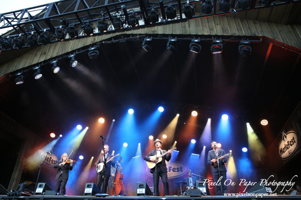 Pixels on Paper photography Merlefest 2016 Steep Canyon Rangers photo