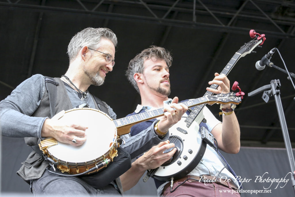 Pixels on Paper Photography Merlefest 2016 We Banjo 3 photo