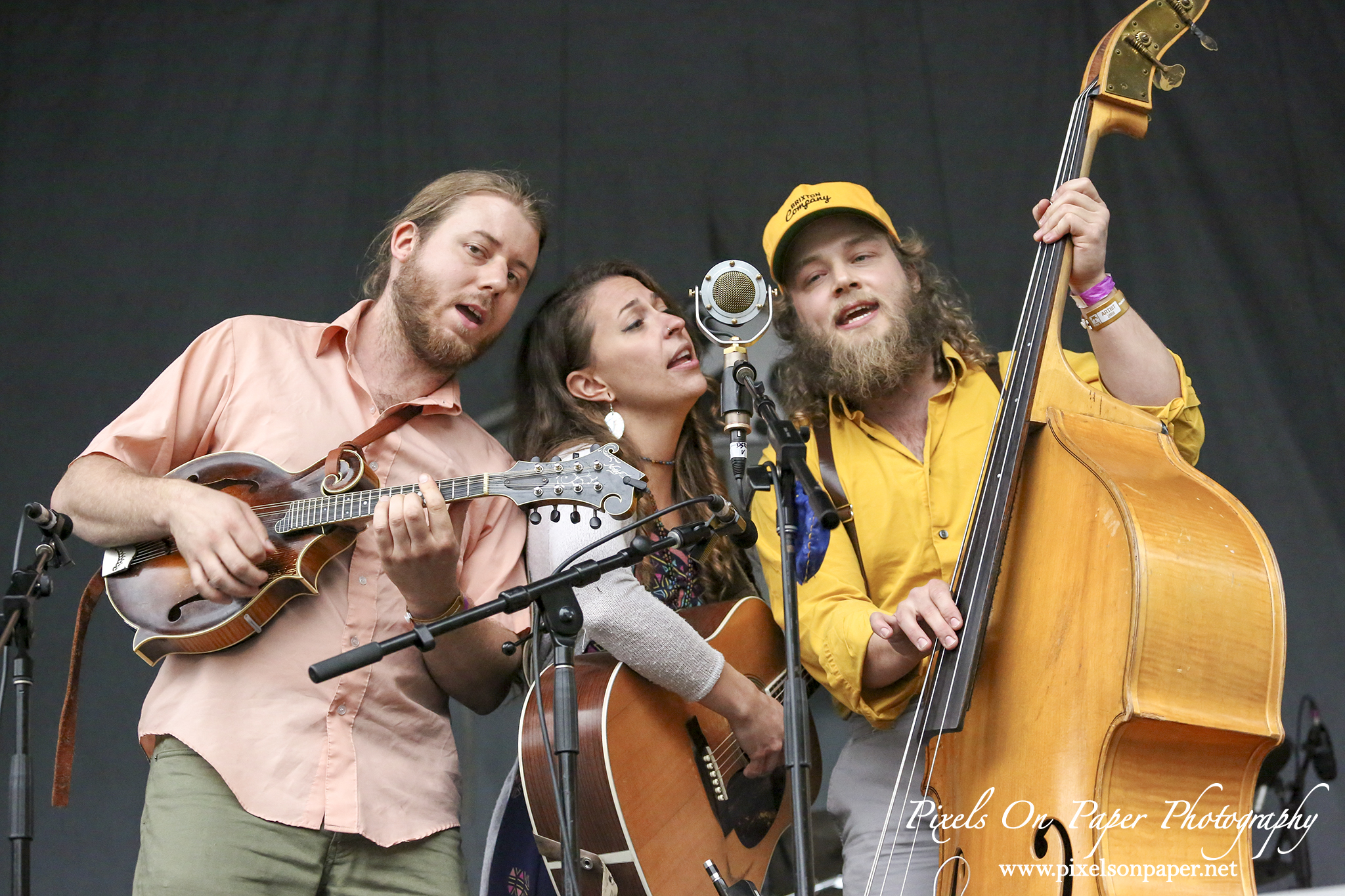Pixels on Paper Photography Merlefest 2016 Lindsay Lou & Flatbelly's photo