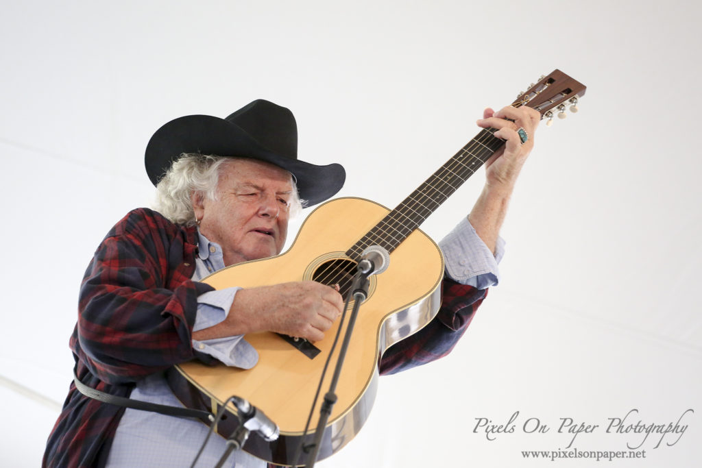 Pixels on Paper photography Merlefest 2016 Peter Rowan photo