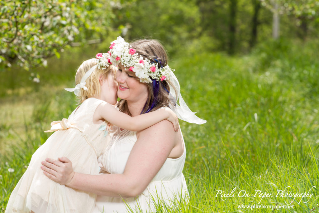 Minick Outdoor Maternity Portrait Photography