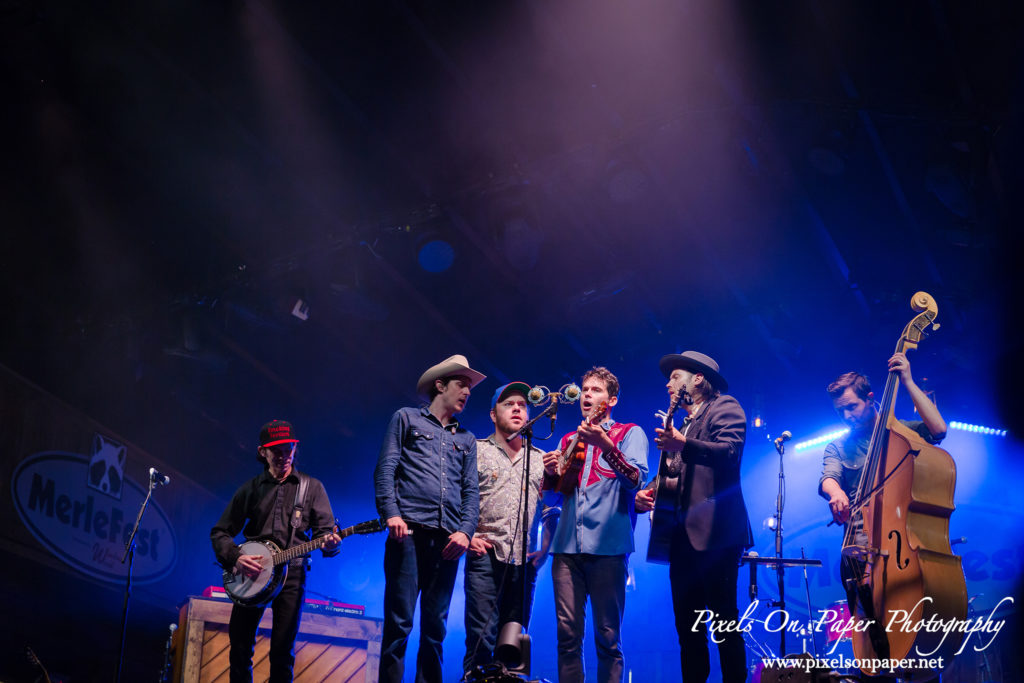 Pixels on Paper Photography Merlefest 2016 Old Crow Medicine Show photo