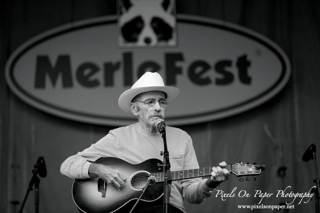 Pixels on Paper Photography Merlefest 2016 Sunday Morning Blues photo