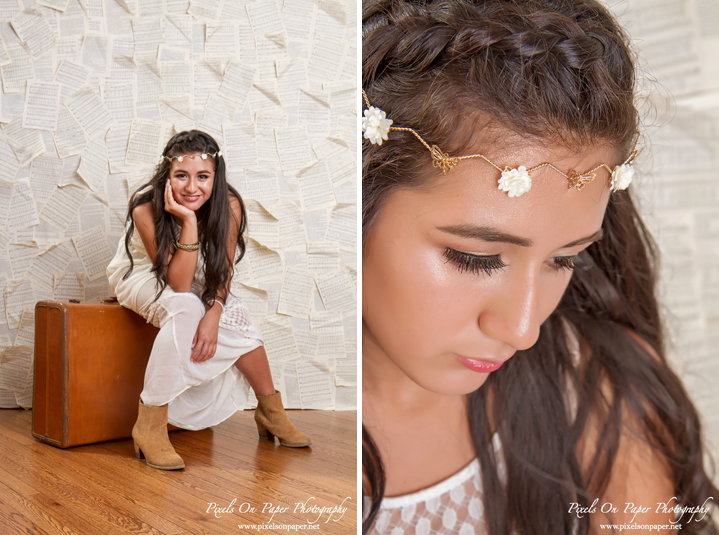 Pixels On Paper quinceanera photographers. Outdoor quinceanera pictures photography Wilkesboro NC photo