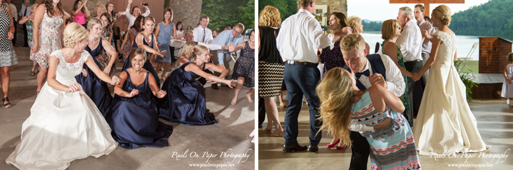 Mt. Pleasant Church Wedding Wilkesboro NC and Camp Harrison Herring Ridge Reception photos by Pixels On Paper Photography, NC Mountain wedding photographers photo