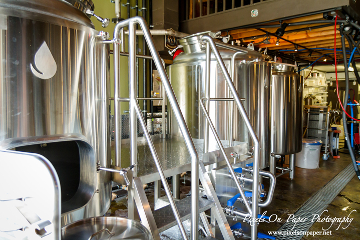 Boondocks Brewery New Brewing Equipment Commerical Photography photo