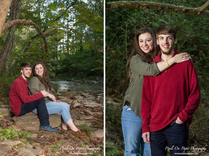 Daniel and Sarah | Elkin NC Portrait photographer | elkin | wilkesboro | blowing rock | boone | pixels on paper portrait photographers photo