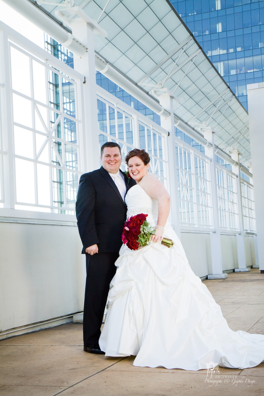 Charlotte NC Holiday Inn Center City Wedding photographers photo