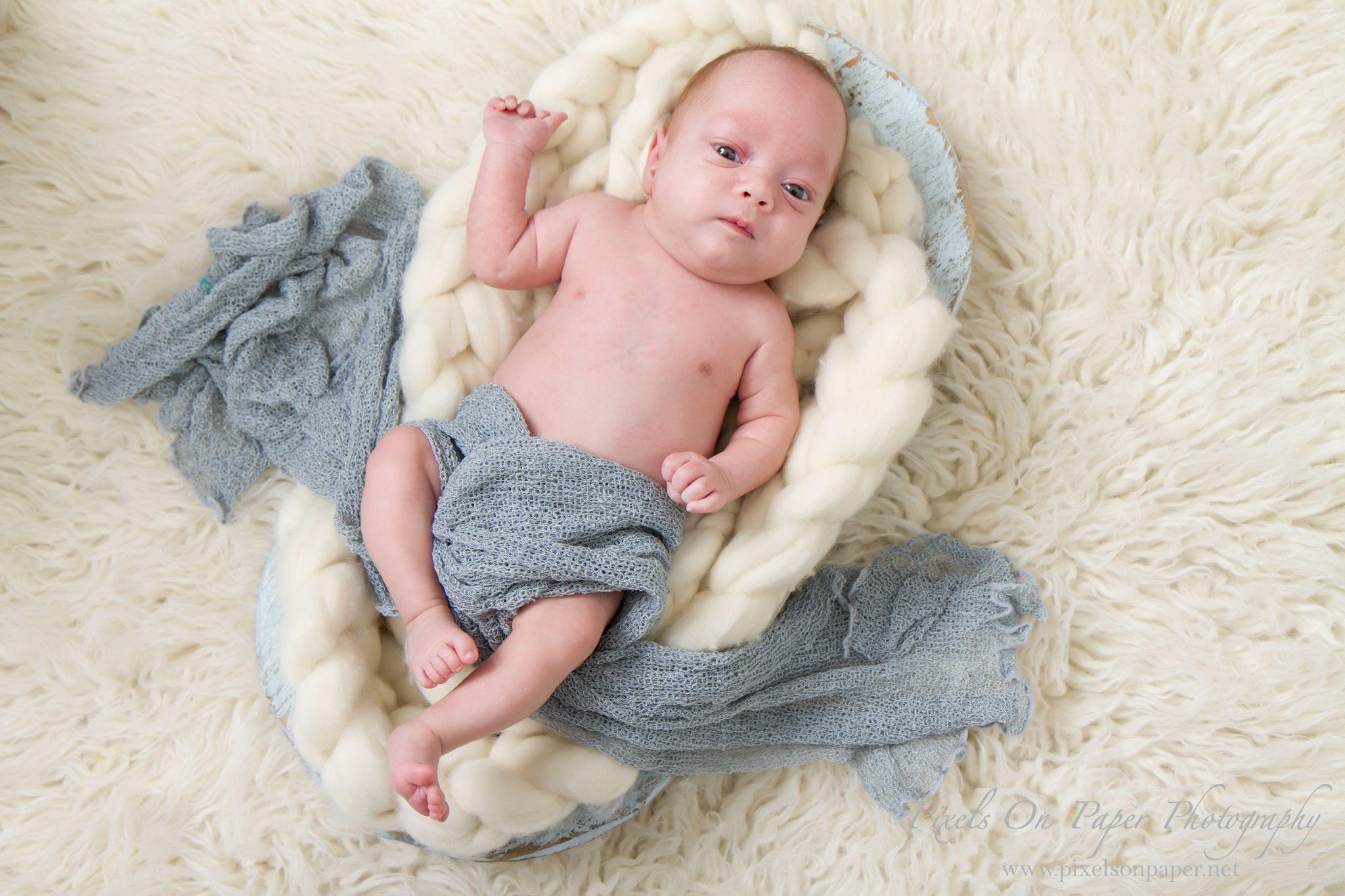 Tucker Matherly Newborn Photography by Pixels On Paper Portrait Photography photo