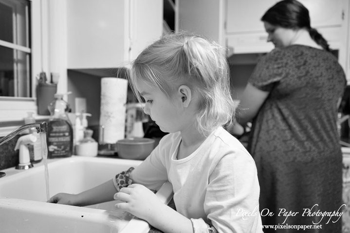 Pixels On Paper a day in the life Family In home Lifestyle Christmas 2016 photo