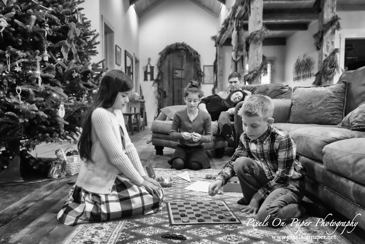 day in the life family documentary lifestyle photographers wilkesboro nc pixels on paper christmas photo