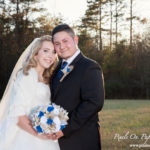 Caudill / Orozco Elkin church wedding photography by Wilkesboro NC Photographers Pixels On Paper