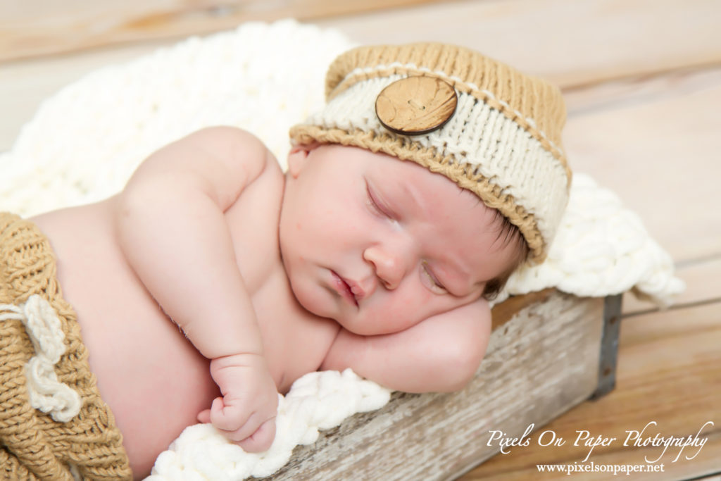 Terpstra Newborn Baby Family Portrait Photography