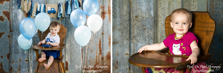 One year portrait and outdoor family portrait photographers Wilkesboro NC child portrait photo