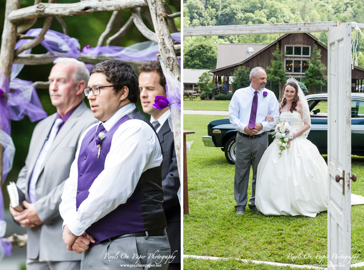 Katie Vance and Patrick Carlson Leatherwood Mountain Resort Wedding. Pixels On Paper Wilkesboro, Boone, Blowing Rock NC Photographers Photo.