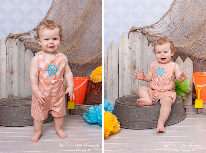 Sawyer Dean Pierce One Year portrait photography and Cake Smash photos by Pixels On Paper Portrait Photography Wilkesboro, Boone, Blowing Rock, family photographers photo