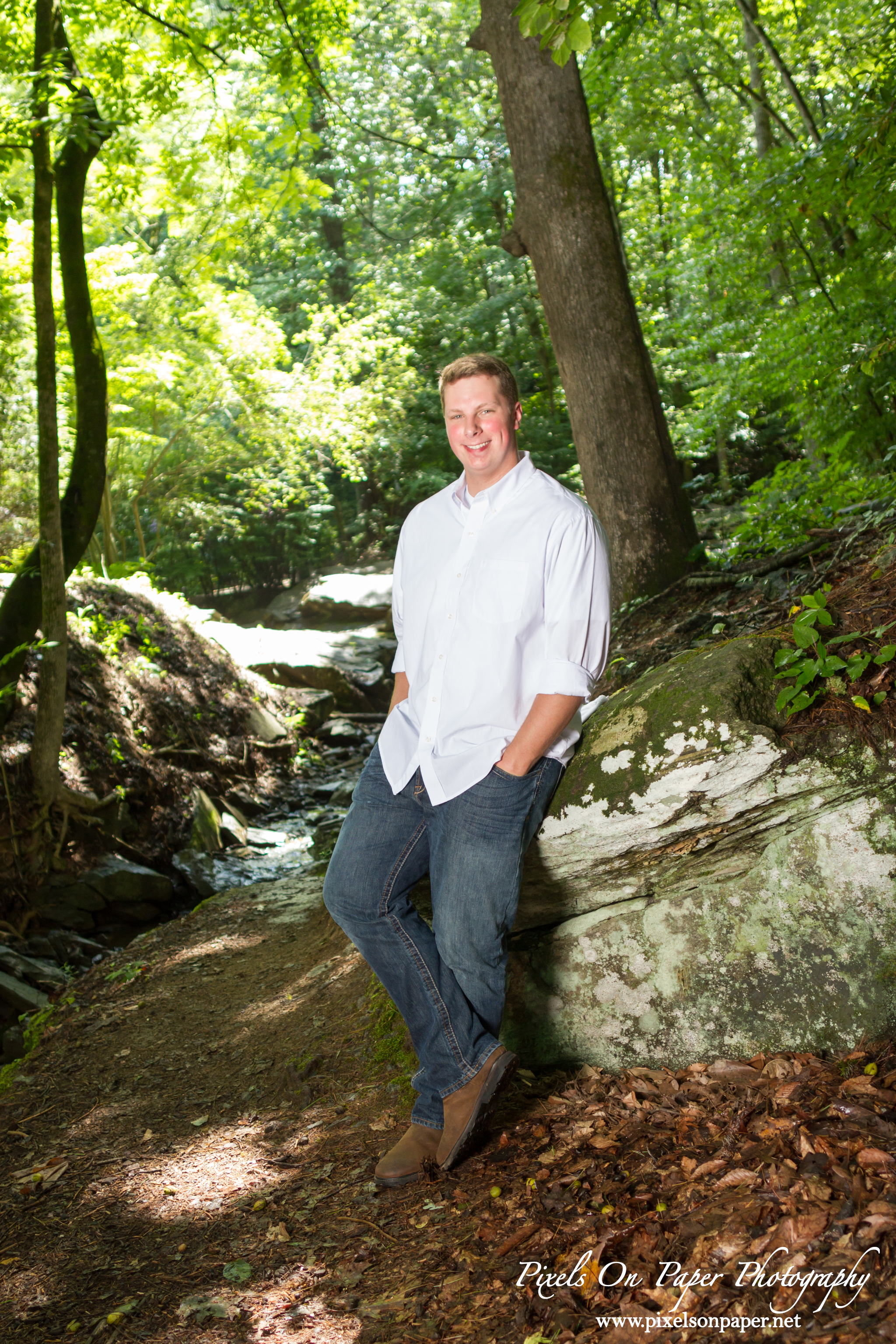 NC Mountain Outdoor Portrait Photography and Family Photos by Pixels On Paper Wilkesboro, Boone, Blowing Rock NC Photographers photo
