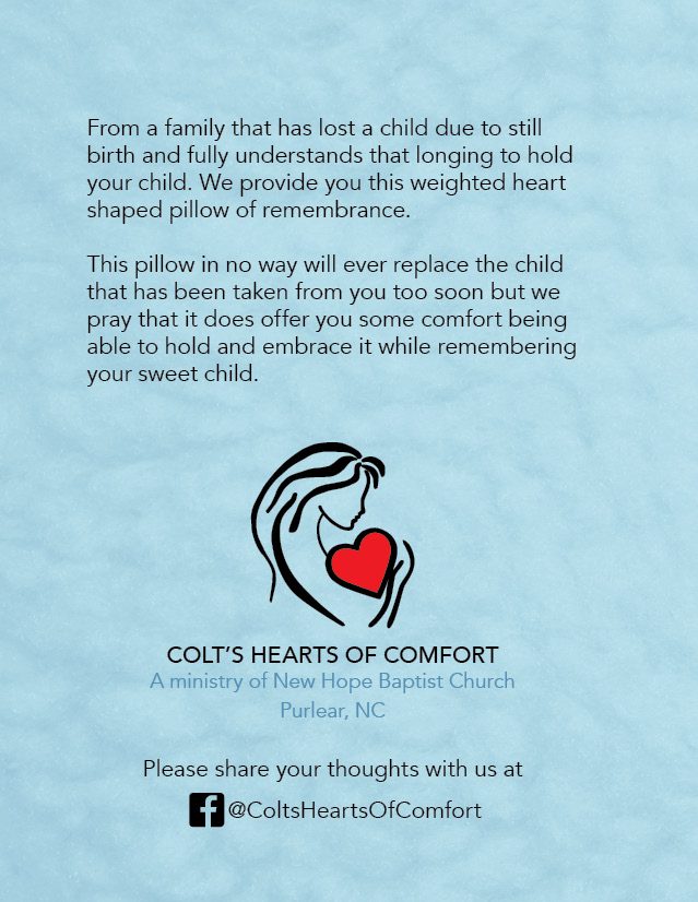 colts heart thank you card design by graphic artists pixels on paper