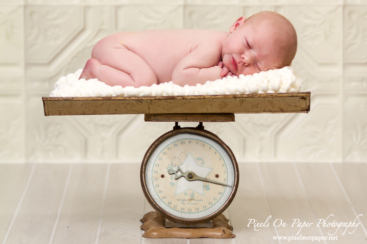 Pixels On Paper Photography outdoor studio Newborn portrait photo