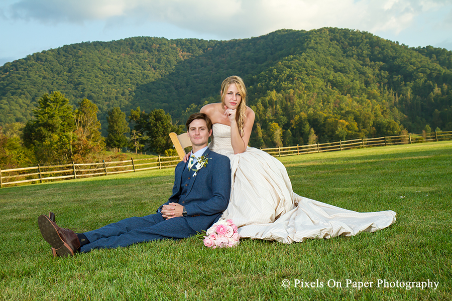 pixels on paper, asheville nc wedding, claxton farm, wedding photographer, destination wedding, nc mountain wedding photography, photo